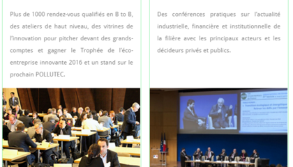Conventions d'affaires