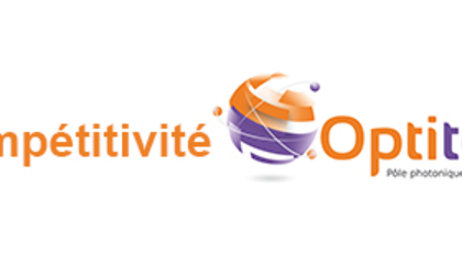 OPTITEC - Logo allongé