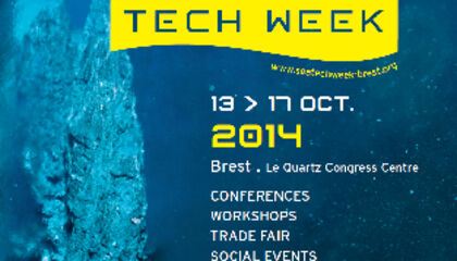 Sea Tech Week 2014 Brest