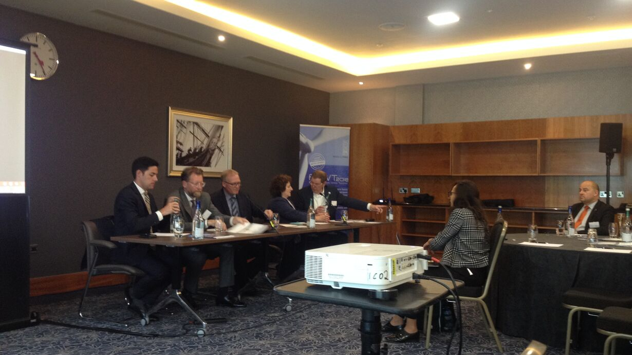 table ronde wind europe